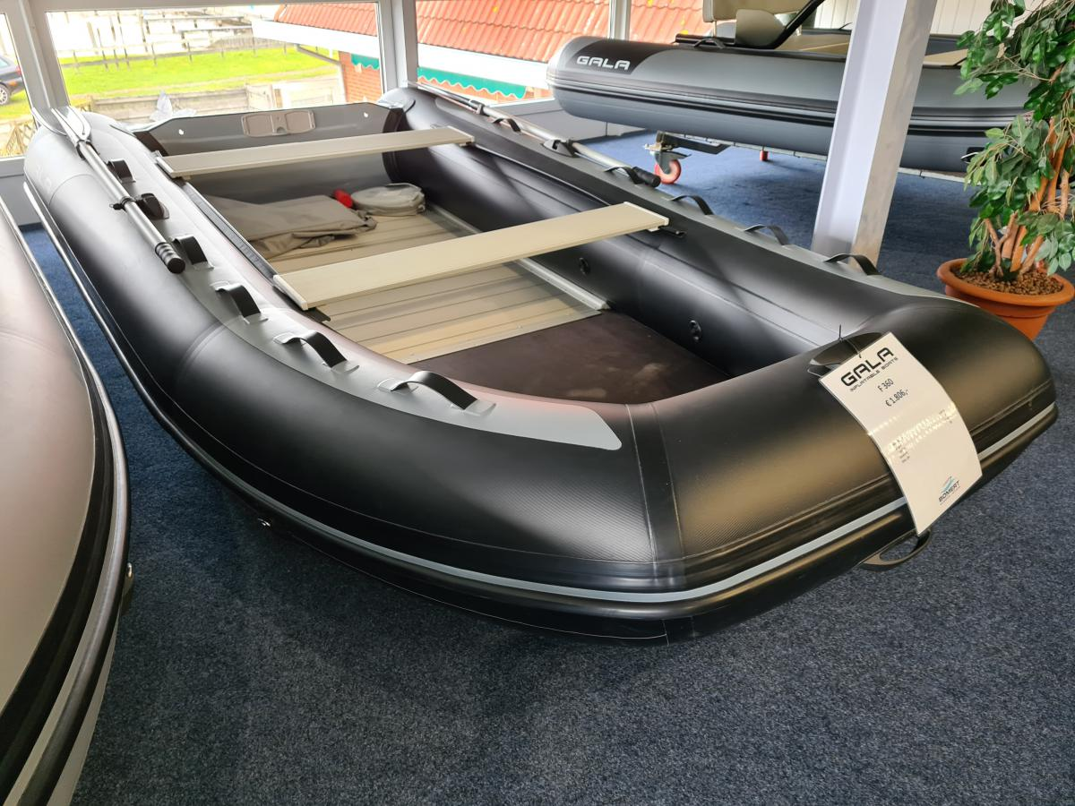 Te koop Gala  F360 Rubberboten | Bomert Watersport