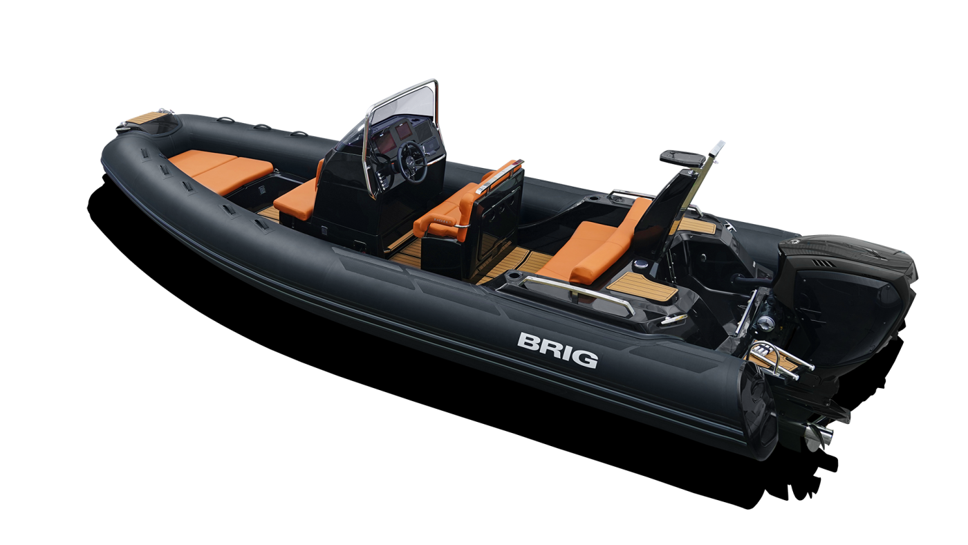Te koop Brig Eagle 6.7  | Bomert Watersport