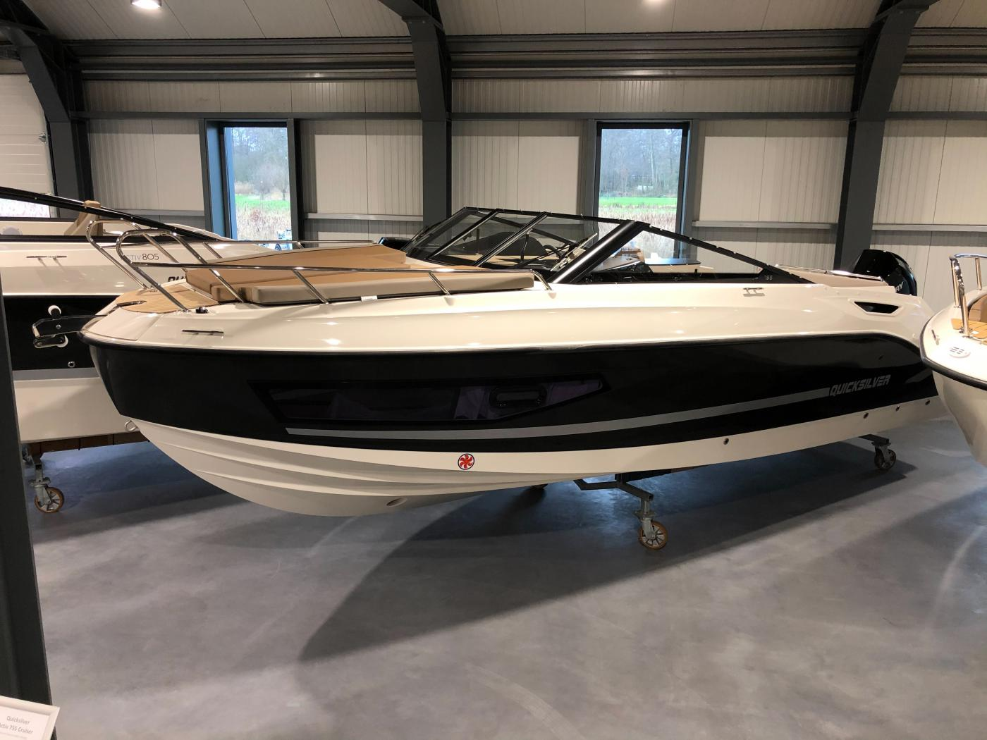 Te koop Quicksilver 755 Cruiser Sportcruisers | Bomert Watersport