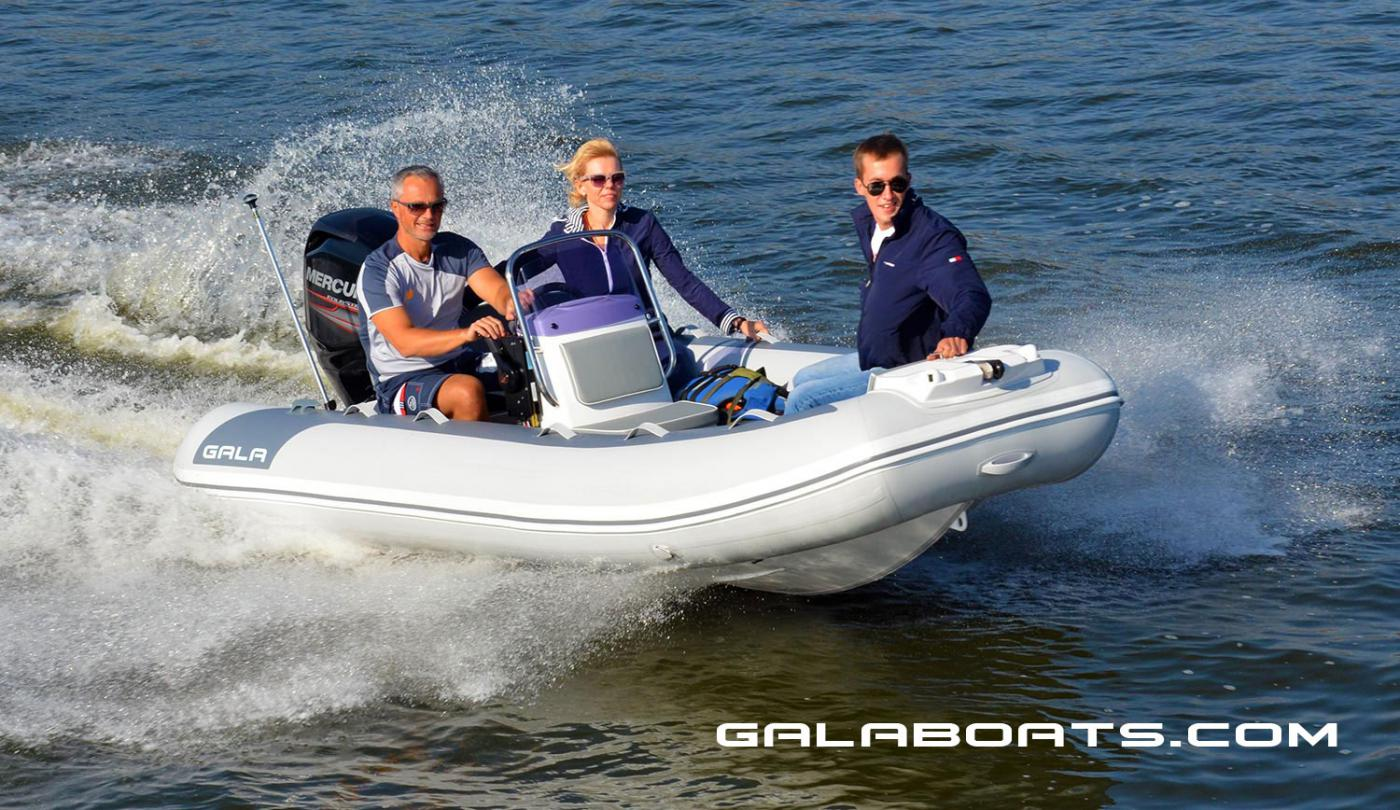 Te koop Gala Atlantis A400L Rubberboten | Bomert Watersport