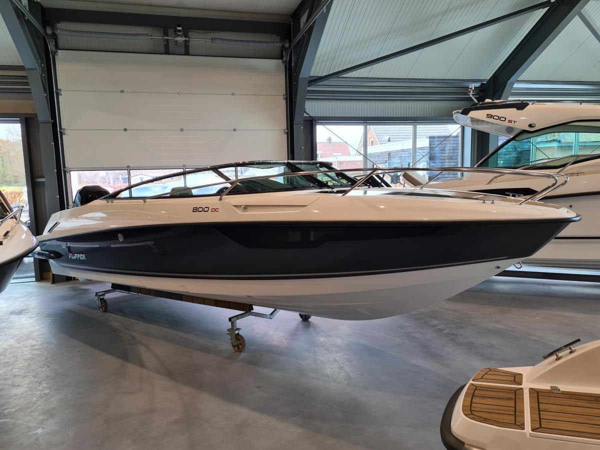 Te koop Flipper 800 DC Sportcruisers | Bomert Watersport