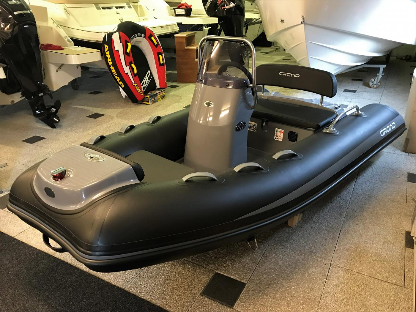 Te koop Grand  G340 Rubberboten | Bomert Watersport