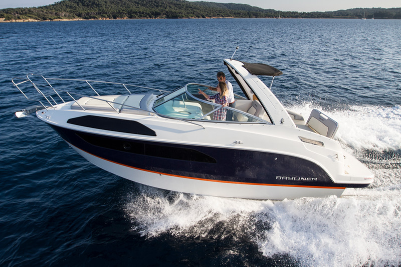 Te koop Bayliner Ciera 8 Sportcruisers | Bomert Watersport