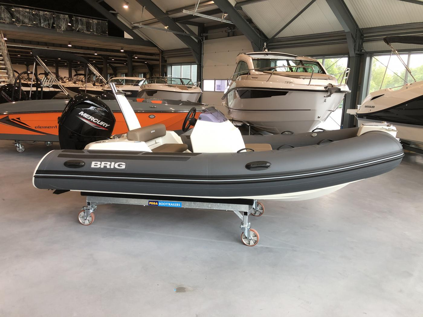 Te koop Brig  Eagle 4 Rubberboten | Bomert Watersport