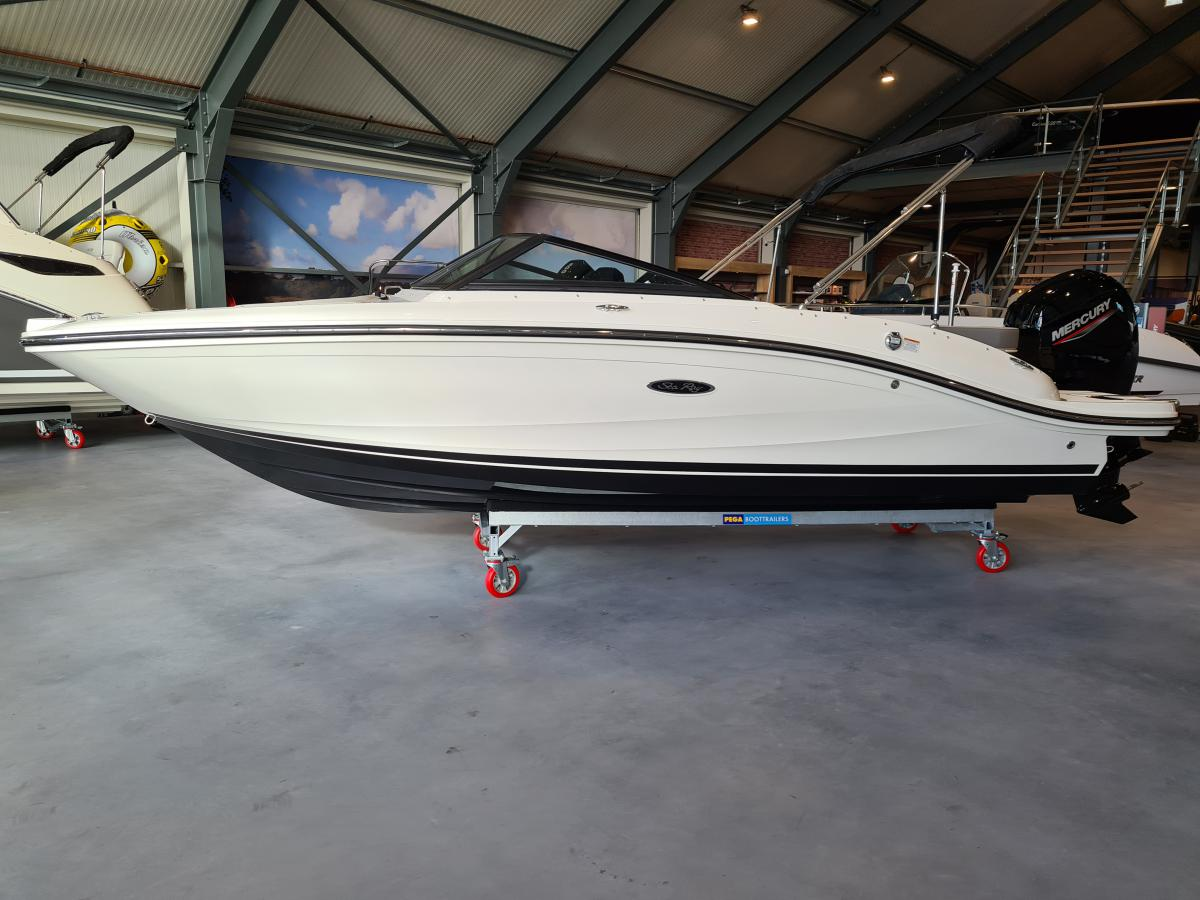 Te koop Sea Ray 190 SPX Outboard Sportboten | Bomert Watersport