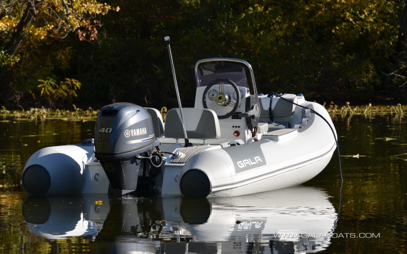 Te koop Gala Viking V360 Rubberboten | Bomert Watersport