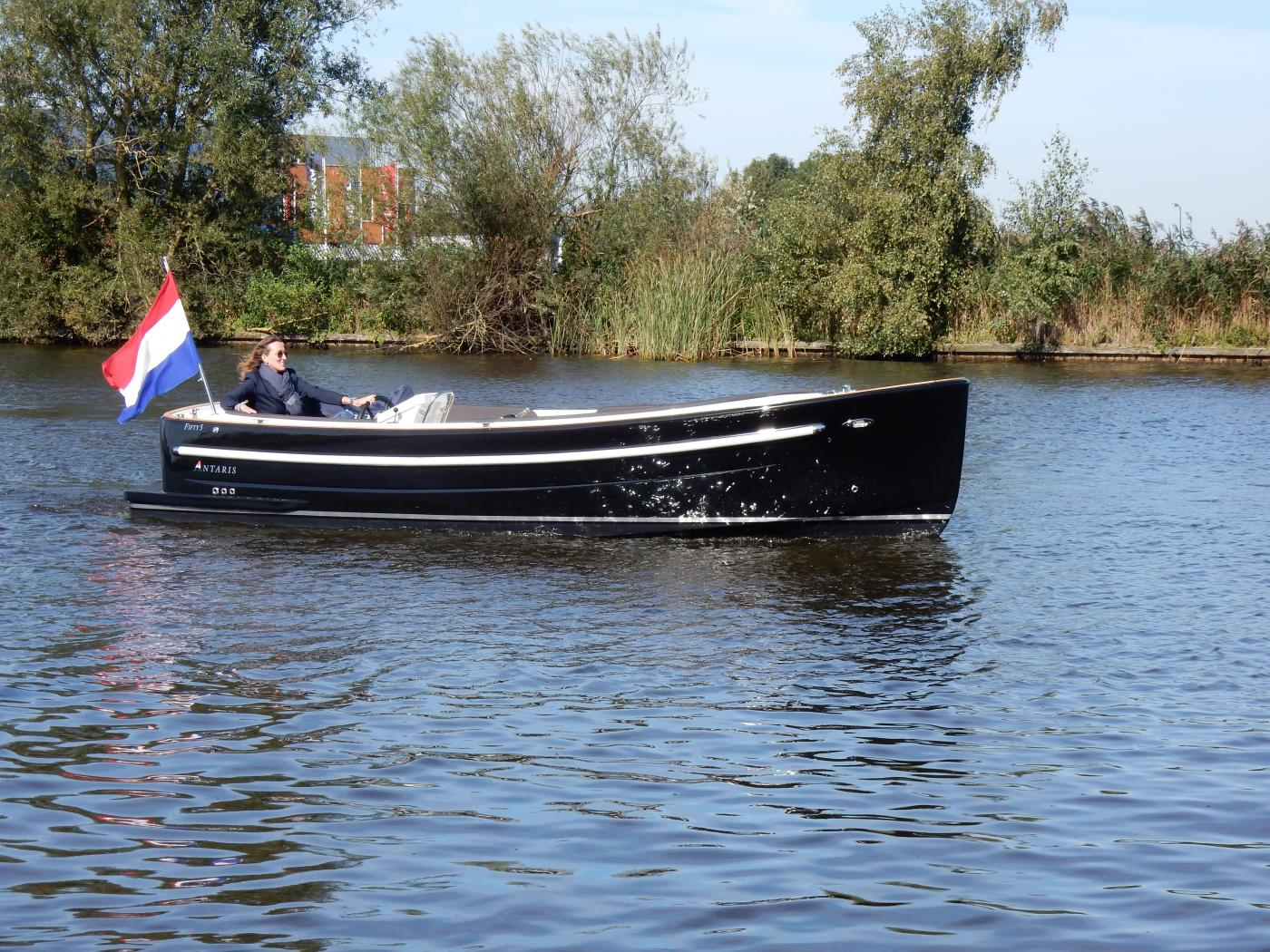 Te koop Antaris  Fifty5 Sloepen | Bomert Watersport