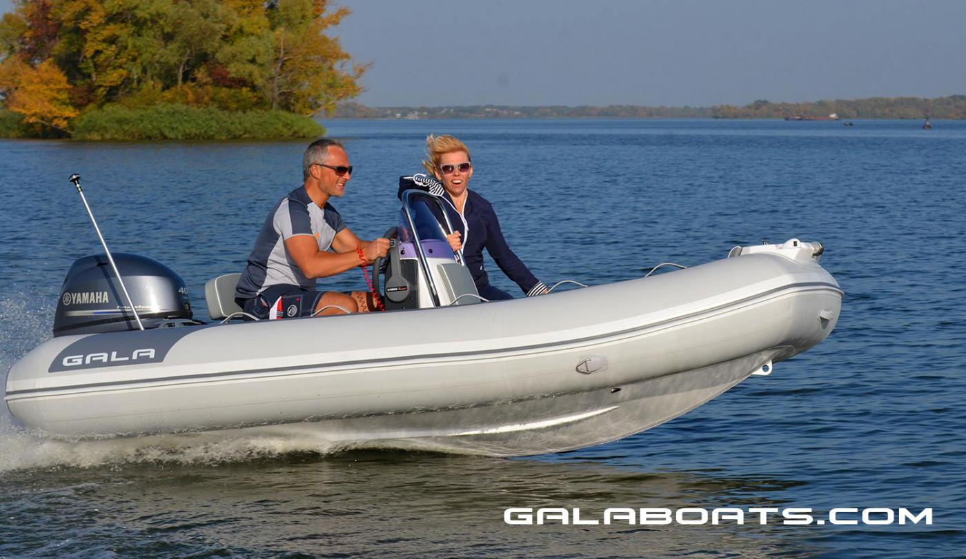 Te koop Gala Atlantis A360L Rubberboten | Bomert Watersport